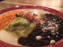 Casa del Matador Enchiladas